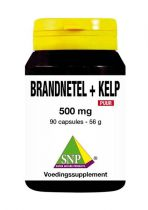 SNP Brandnetel + kelp 500 mg puur 90 capsules