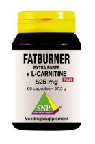 SNP Fatburner extra forte en L-carnitine puur gezondheidswebwinkel