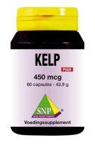 SNP Kelp capsules Gezondheidswebwinkel