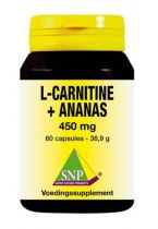 SNP L Carnitine ananas gezondheidswebwinkel