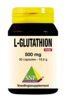 SNP L-Glutathion puur 30 gezondheidswebwinkel