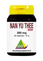 SNP Nan yu thee 350 mg puur 60 capsules