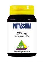 SNP Potassium citraat 275 mg 60 capsules