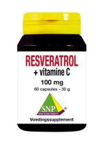 SNP Resveratrol + Vitamine C 100 mg gezondheidswebwinkel