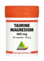 SNP Taurine Magnesium puur gezondheidswebwinke