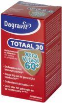 Totaal 30 Xtra Vitaal 60+Dagravit gezondheidswebwinkel