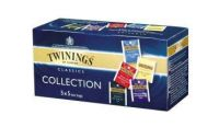 Twinings Classic collection 20 stuks Gezondheidswebwinkel