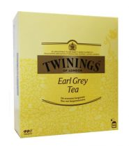 Twinings Earl grey tag 100 theezakjes gezondheidswebwinkel