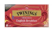 Twinings English breakfast envelop zwart 50 stuks gezondheidswebwinkel.nl