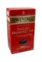Twinings English breakfast tea 100 gram gezondheidswebwinkel