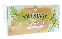 Twinings Infusions rooibos 25 theezakjes gezondheidswebwinkel