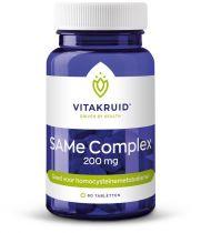 Vitakruid SAME Complex 200 mg 60 tabletten gezondheidswebwinkel