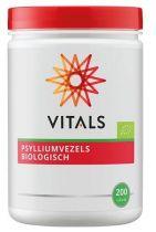Vitals Psylliumvezels biologisch 200 gram gezondheidswebwinkel