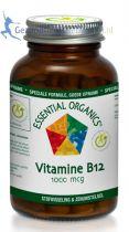 Vitamine B12 1000 mcg Essential Organics gezondheidswebwinkel