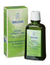 Weleda Berken Cellulitis Olie gezondheidswebwinkel