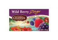 Celestial Seasonings Wild Berry Zinger 20 theebuiltjes