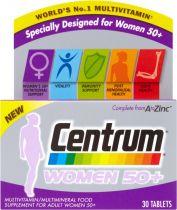 Women 50 plus Centrum gezondheidswebwinkel