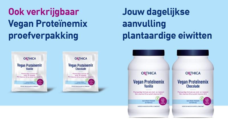 Orthica Vegan Proteïnemix
