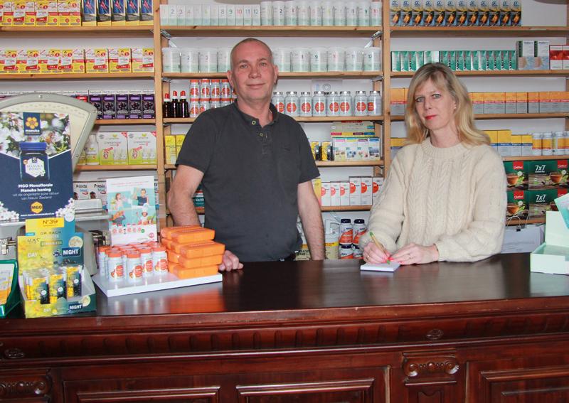 Team Gezondheidswebwinkel Enschede